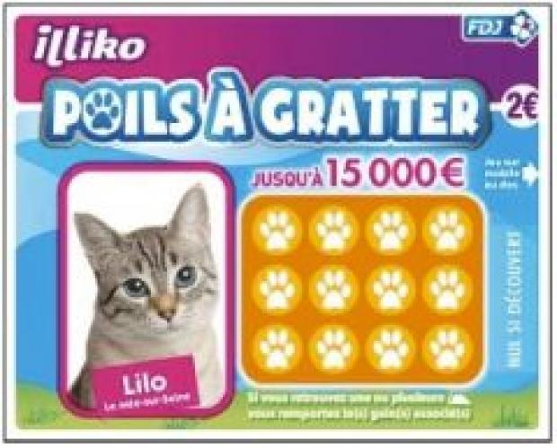 Jeux à gratter : des chiens et chats qui peuvent rapporter gros !
