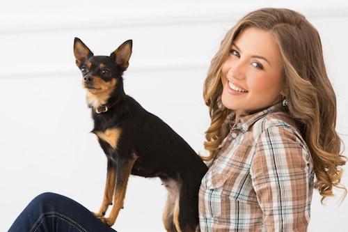 comment tre une femme active et assurer avec son chien actualit chien sant vet. Black Bedroom Furniture Sets. Home Design Ideas