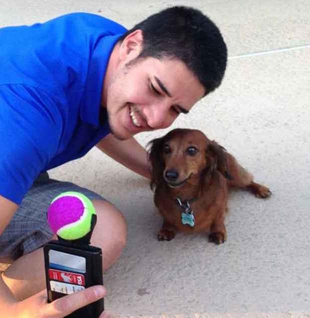 Accessoires pour selfies canins Selfie%20avec%20son%20chien