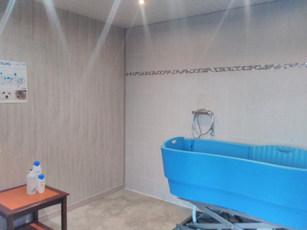 Un Centre Daqua Training Pour Chiens En Région Parisienne
