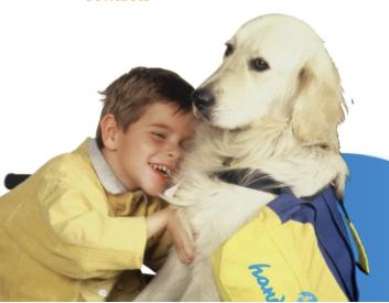 Handi'chiens : 25 ans au service des personnes handicapées