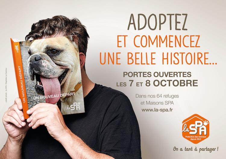 Portes ouvertes de la spa 2017 1340 animaux adopt s for Salon animaux 2017