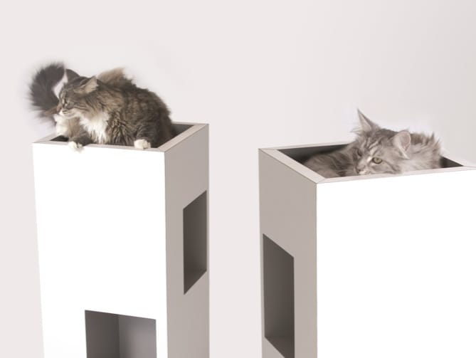 am nagement int rieur du mobilier contemporain qui profite aussi aux chats et chiens trucs. Black Bedroom Furniture Sets. Home Design Ideas